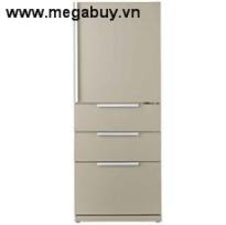 Tủ lạnh Sanyo SRP21MNSU 205L Tia cực tím, màu thép ko gỉ