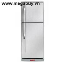 Tủ lạnh Sanyo SRP25MNSU 245 Lít, màu thép không gỉ