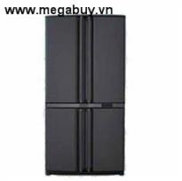 Tủ lạnh Sharp SJF78SPBK - 625 lít- 4 cửa- màu đen