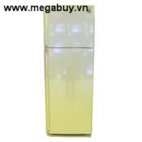 Tủ lạnh Sharp SJP405GSL - 400lít Ghi xám mặt gương