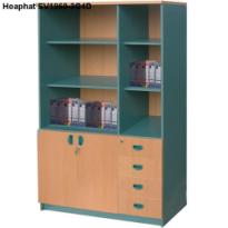 Tủ văn phòng SV1830-KG/4D