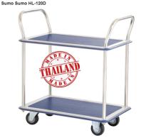 Xe đẩy hàng 2 tầng SUMO Thái Lan HL-120D, tải trọng 150kg