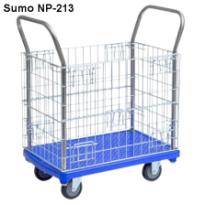 Xe đẩy hàng sàn nhựa SUMO Thái Lan NP-213