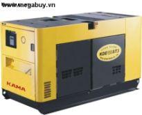 Máy phát điện dầu Diesel KAMA KDE100SS3, 80KVA