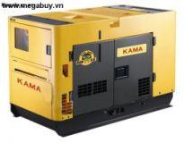 Máy phát điện dùng Diesel KAMA - KDE 11SS