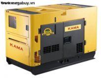 Máy phát điện dùng Diesel KAMA - KDE 13SS3