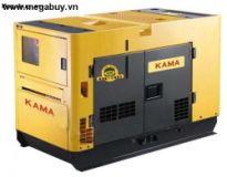 Máy phát điện Diesel KAMA KDE75SS3, 62KVA