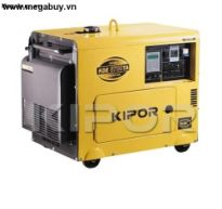 Máy phát điện KAMA KGE12E, 8.5KVA, đề nổ