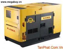 Máy phát điện chạy dầu Kama- KDE-35SS3, 30KVA