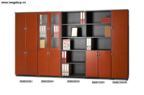Bộ tủ tài liệu cao Fami SM850H-DC