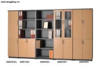 Bộ tủ tài liệu cao Fami SM850H-MB