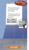 Bảng Flipchart  Silicon BFYSA600x900