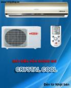 Máy điều hòa không khí hai chiều KEIKO CRYSTAL COOL 12.000BTU