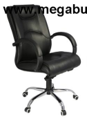 Ghế da xoay lưng cao GX202A-M