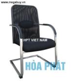Ghế phòng họp chân quỳ Hòa Phát GL401