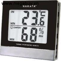 Nhiệt ẩm kế điện tử Nakata (2009-series) NJ-2099-TH