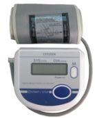 Máy đo huyết áp bắp tay Citizen, CH-452