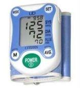 Máy đo huyết áp cổ tay Citizen, CH-671F