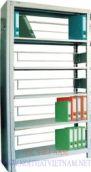 Giá thư viện quốc gia 1 khoang Mỗi khoang có 6 đợt kể cả đáy và nóc GS5-1K