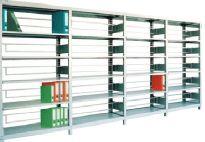 Giá thư viện quốc gia 4 khoang, mỗi khoang có 6 đợt kể cả đáy và nóc GS5-4K