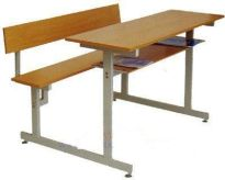 Bàn ghế sinh viên BSV105T