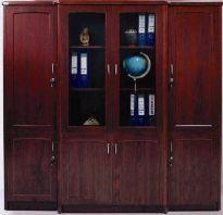 Tủ giám đốc, 2 cánh kính trên, 2 ngăn tài liệu DC1850H9