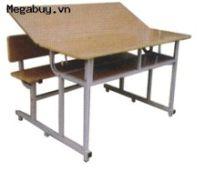 Bàn dùng cho học sinh bán trú lớp 1 -2 BBT102A