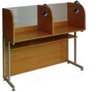 Bàn máy tính dùng trong phòng học tiếng BH101