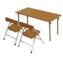 Bộ bàn ghế mẫu giáo GMG103A+BMG103A