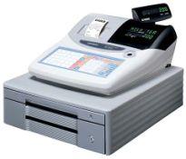 Máy tính tiền điện tử Casio TK-T200