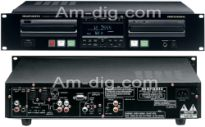 Máy ghi âm hội thảo Marantz CDR510 MP3/CD Player and CD Recorder