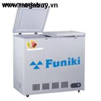 Tủ đông Funiki FCF350S2, cánh vali 2 ngăn 2 chế độ,350Lít