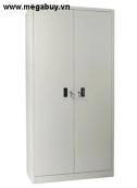 Tủ sắt 2 cánh khóa tròn TS01-KT