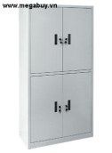 Tủ sắt đứng 4 khoang TS05