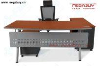 Bộ bàn giám đốc Fami chân sắt SMM1800H-DC