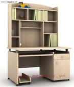 Bộ bàn học liền giá sách ST12H-PO