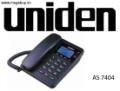Điện thoại bàn Uniden AS 7404