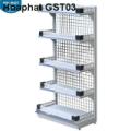 Giá siêu thị 1 mặt  GST03