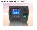 Máy chấm công vân tay MITA  8683 (Phát Lộc Phát Tài)