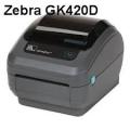 Máy in tem nhãn mã vạch Zebra GK420D