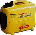 Máy phát điện xách tay Kama IG1000 (1KVA, siêu chống ồn)
