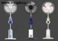 Quạt hơi nước - phun sương tạo ẩm Misushita HB 211