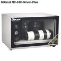 Tủ chống ẩm cao cấp Nikatei NC-20C NC-20C Silver Plus