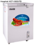 Tủ đông Hòa Phát HCF-100S1PĐ/S1Đ (100L,1 ngăn,đồng)