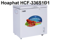 Tủ đông Hòa Phát HCF-336S1Đ1 (162L,dàn đồng,Ga R600A)