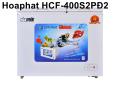 Tủ đông Hòa Phát HCF-400S2PĐ2 (161L,2 ngăn đông-mát,đồng)