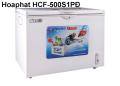 Tủ đông Hòa Phát HCF-500S1PĐ (252L, dàn đồng)