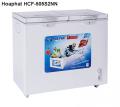 Tủ đông Hòa Phát HCF-505S2NN (205L,2 ngăn,nhôm)