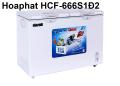 Tủ đông Hòa Phát HCF-666S1Đ2(352 Lít ,dàn đồng, ga R600A)