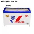 Tủ đông mặt kính Inverter Darling DMF-3079KI (300L)